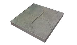 Тротуарная плитка Коса 300х300х30