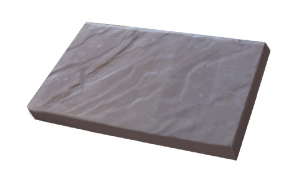 Тротуарная плитка Монарх 420х210х48