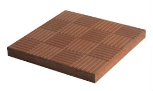 Тротуарная плитка Паркет 300х300х30