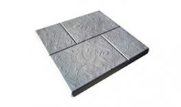Тротуарная плитка Брук 300х300х30