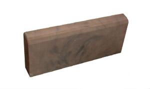 Бордюр-поребрик (односторонний) 500х200х40