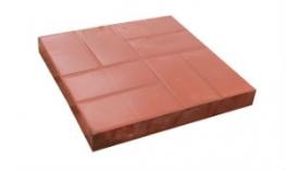 Тротуарная плитка восемь кирпичей 300х300х30