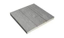 Тротуарная плитка три доски 300х300х30