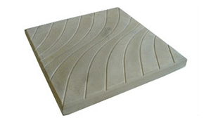 Тротуарная плитка Волна 300х300х30